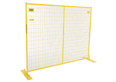 6 X 7.5 Crowd Control Barriers , Crowd Control Fencing Outdoor Events