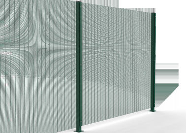 Yard 358 Security Mesh Fencing 4mm* 12.7*76.2mm 8 Guage Wire *3*0.5 Mesh